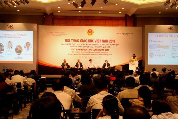 Thúc đẩy phát triển giáo dục nghề nghiệp trong bối cảnh hội nhập quốc tế