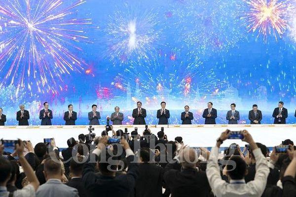 CAEXPO và CABIS - biểu tượng hợp tác kinh tế, thương mại ASEAN - Trung Quốc