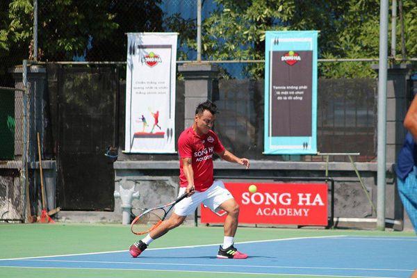 Tưng bừng khai mạc giải quần vợt Song Ha Cup 2019