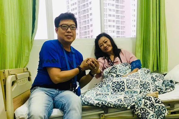 NSND Kim Cương nhập viện trong tình trạng nguy kịch