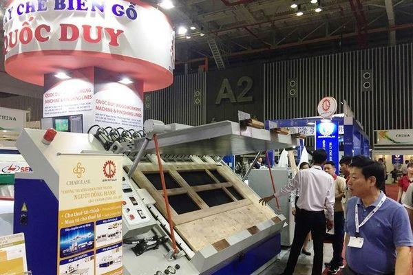 Ứng dụng các công nghệ, vật liệu mới cho ngành chế biến gỗ