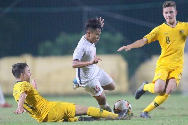 U16 Việt Nam hụt vé dự VCK U16 châu Á 2020