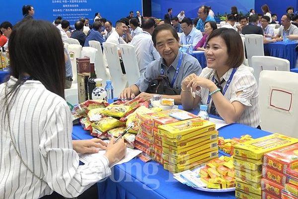 Đưa hàng hóa Việt tiếp cận nhà nhập khẩu Trung Quốc
