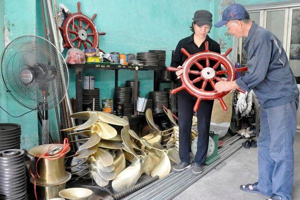 Xưởng cơ khí Chính Loan