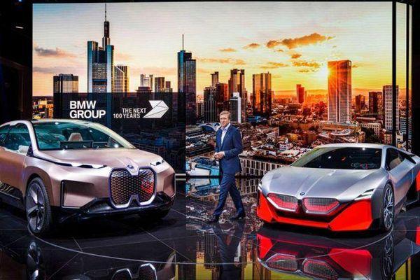 'Khủng bố' ở Triển lãm ô tô Frankfurt 2019?