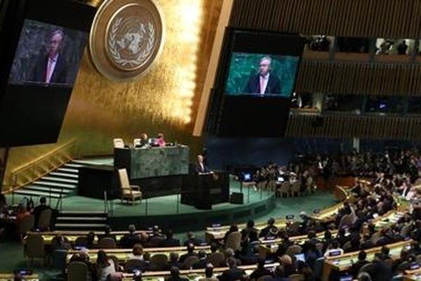 Đại hội đồng Liên Hợp Quốc nhóm họp cấp cao ứng phó với những thách thức toàn cầu