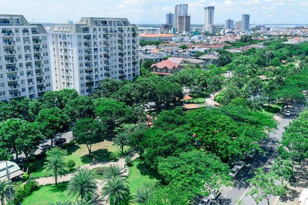 Thành phố Hồ Chí Minh: Tập trung phát triển công viên, cây xanh đô thị