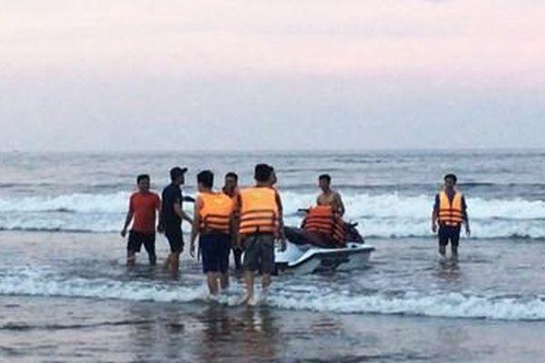 Vụ đuối nước tại bãi biển 'hút hồn': Tìm thấy thi thể nạn nhân thứ hai