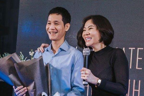 Thu Minh xin chồng Tây được hôn tình cũ Hoài Sa