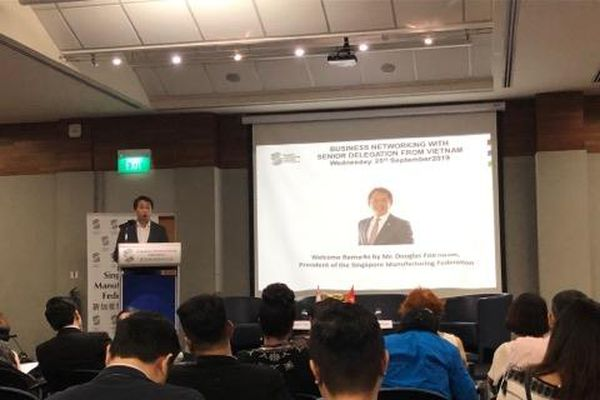 Mời người Việt 'khởi nghiệp' ở Singapore