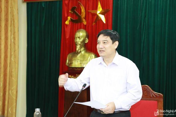 Bí thư Tỉnh ủy: Xác định rõ nội lực và ngoại lực để giải quyết các mục tiêu kinh tế trọng tâm