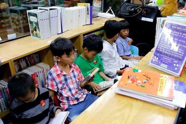 TP.HCM lần đầu có hội sách riêng cho trẻ em