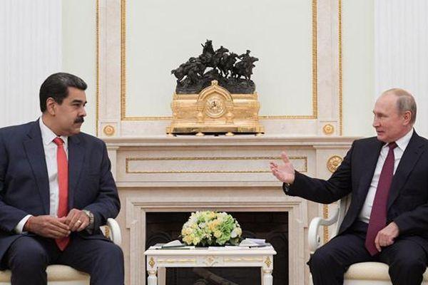 Tổng thống Venezuela thăm Nga: Tìm kiếm sự hậu thuẫn