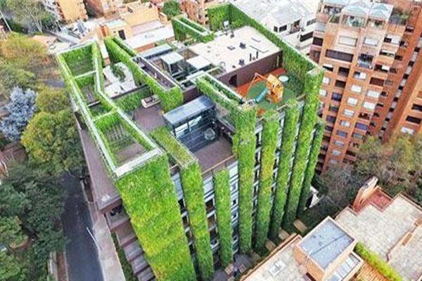 Xây dựng chính sách đồng bộ cho công trình xanh