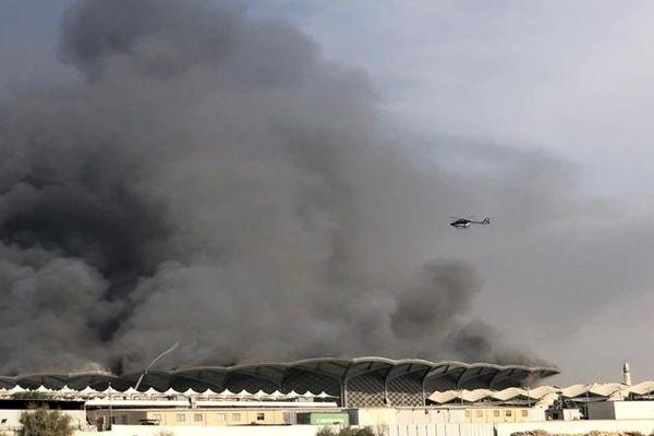 Hỏa hoạn tại Hy Lạp và A-rập Xê-út