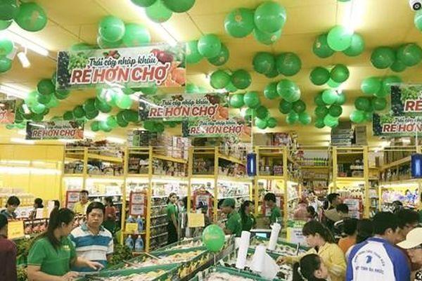 Cửa hàng Bách Hóa Xanh Bình Phước: Doanh thu một ngày bằng cả tháng siêu thị khác