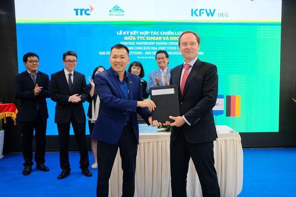 Quỹ DEG đầu tư gần 650 tỷ đồng vào TTC Sugar (SBT)