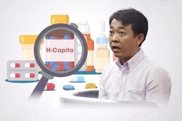 Vụ VN Pharma: Bằng chứng nào Bộ Y tế khẳng định H-Capita là thuốc?