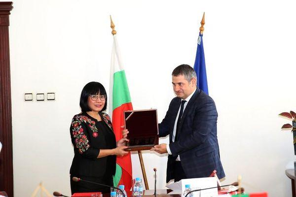 Tăng cường quan hệ hợp tác tư pháp Việt Nam - Bulgaria