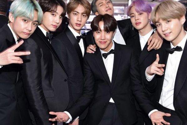 Big Hit đề cử BTS ở Grammy 2020