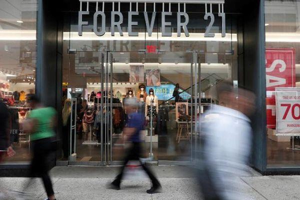 Vì sao hãng thời trang Forever 21 đệ đơn phá sản