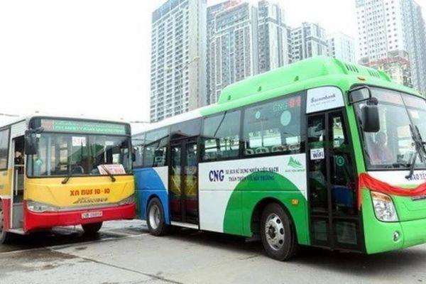 Đến năm 2021, Hà Nội sẽ có xe buýt điện