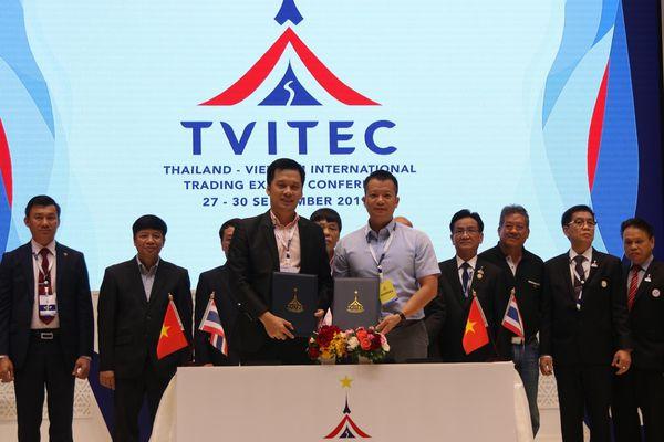 Doanh nghiệp Việt kiều kí kết 20 hợp đồng hợp tác tại Thái Lan