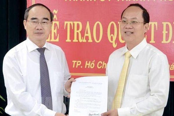 TP.HCM bầu bổ sung 3 ủy viên Ban Thường vụ Thành ủy