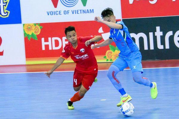 Tổng hợp bàn thắng đẹp Futsal HDBank VĐQG 2019 (phần 8)