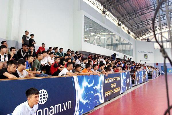 Sức hút từ giải futsal phong trào TP.HCM