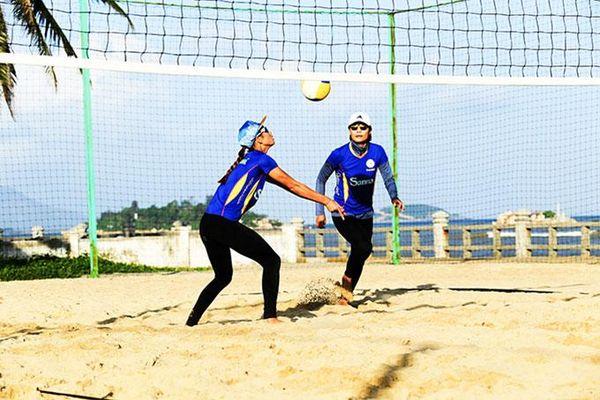 Bóng chuyền bãi biển Khánh Hòa: Nòng cốt SEA Games 30