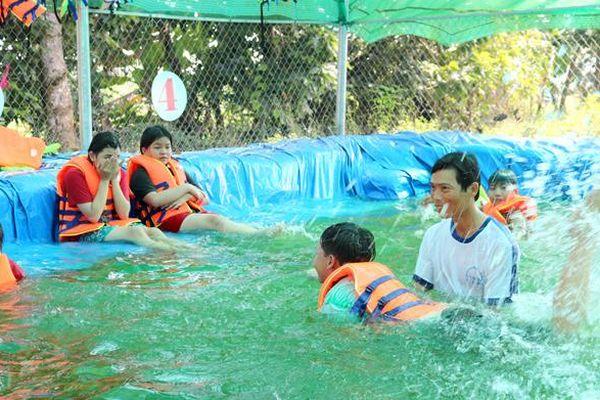 Tăng cường phổ cập bơi phòng, chống đuối nước cho trẻ em