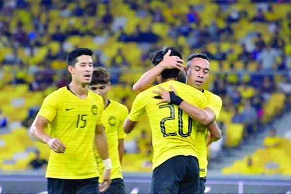 Tuyển Malaysia lên 'dây cót tinh thần' trước trận gặp Việt Nam
