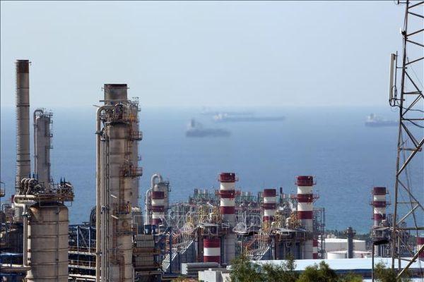 Trung Quốc rút khỏi dự án phát triển mỏ khí South Pars với Iran