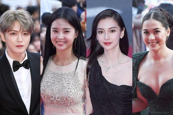 Thảm đỏ 'ACA 2019': Angela Baby 'dìm' nhan sắc Miss Korea 2019 và mỹ nhân Thái Lan, Knet ngợi khen hết lời