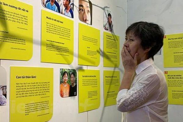 'Giấc mơ gia đình': Chia sẻ của những đứa trẻ thiếu tình yêu thương của cha mẹ