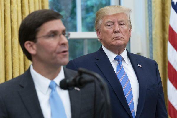 Ông Trump trăn trở suốt nhiều ngày về chiến dịch của Thổ Nhĩ Kỳ tại Syria
