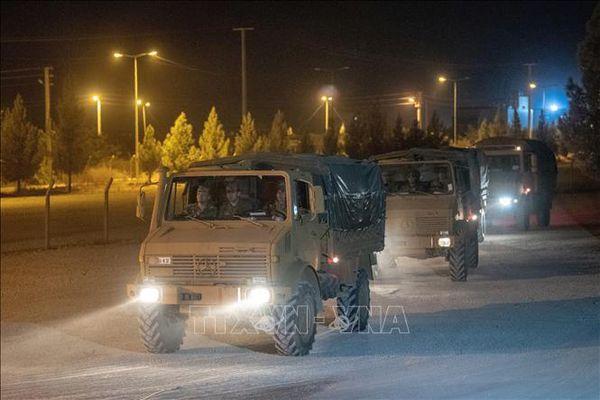 Quốc hội Thổ Nhĩ Kỳ gia hạn chiến dịch quân sự xuyên biên giới ở Iraq và Syria