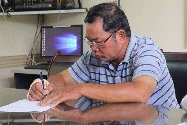Giả văn bản của Chủ tịch Đà Nẵng để bán đất, chiếm đoạt tiền tỷ