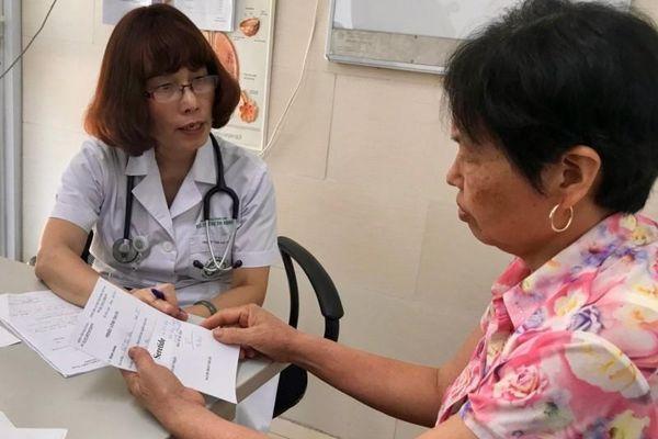Ghép tế bào gốc điều trị bệnh phổi tắc nghẽn mạn tính cho kết quả khả quan