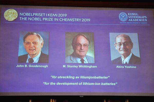 Nobel Hóa học 2019 vinh danh nhà khoa học 97 tuổi