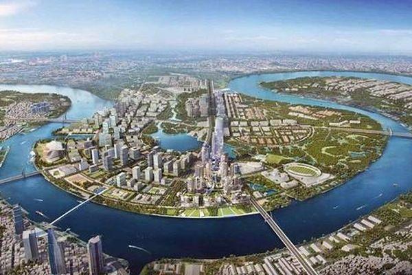 TP. Hồ Chí Minh: Thu hồi 1.800 tỷ từ dự án 4 tuyến đường khu đô thị mới Thủ Thiêm