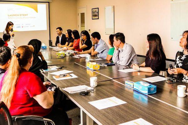 8 tổ chức phi chính phủ nước ngoài chung tay thành lập mạng lưới vì dinh dưỡng Việt