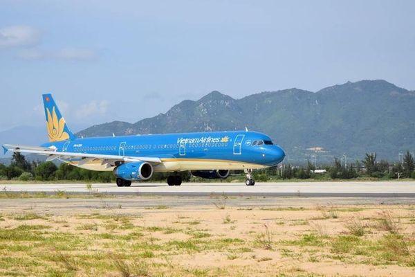 Chính thức khai thác đường băng số 2 sân bay Cam Ranh