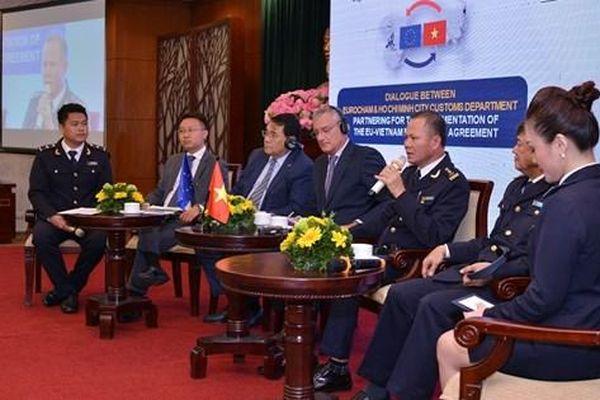 Cục Hải quan TP. Hồ Chí Minh đối thoại với Cộng đồng Doanh nghiệp Châu Âu