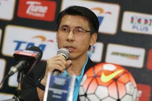 HLV Malaysia bỏ họp báo sau trận thua Việt Nam, về nước mới 'dốc lời gan ruột'