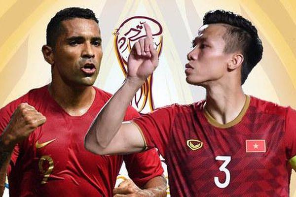 Báo Indonesia: 'Thắng cả Việt Nam và Thái Lan chúng ta sẽ dự World Cup'