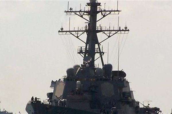Khu trục hạm của hải quân Mỹ vào Biển Đen làm gì?