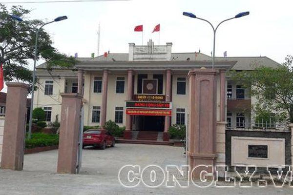 Nghệ An: Chủ tịch tỉnh đề nghị xử lý nghiêm những sai phạm ở xã Diễn Yên
