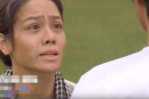 'Tiếng sét trong mưa' tập 39: Bình khóc khi gặp con trai sau 24 năm